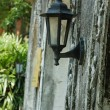 Stock Photo: Old street lamp