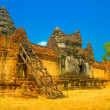 Temple in Angkor — Stock Photo #1880600