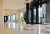коридор отеля — Стоковое фото