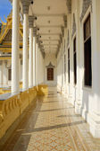 Corridor of the Throne Hall — Stock Photo