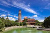 Temple of Xichan in Fuzhou — Stock Photo
