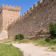 Stock Photo: Stronghold of genoese