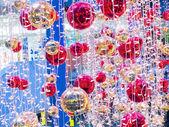 Celebratory Christmas ornament — Stock Photo