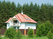 New cottage — Stock Photo