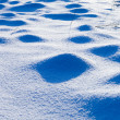 Royalty-Free Stock Photo: Snow Background