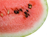 Appetizing slices of watermelon — Stock Photo