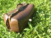 Old sac — Stock Photo