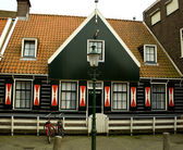 Volendam — Stock Photo