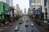 Street in Bangkok — Stock Photo