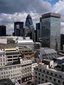 London skyscrapers — Stock Photo
