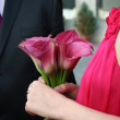 Wedding flowers — Stock Photo
