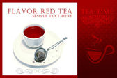 Flavor cup of tea — Stock Photo