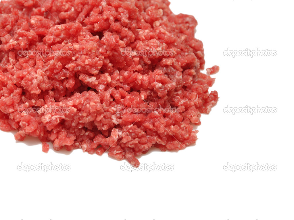 Minced meat — Stock Photo © salamiss #1889924