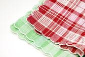 Two napkins — Stock Photo