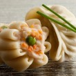 Mx dim sum - Stock Photo