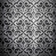 Metal background (silver collection) — Stock Photo #2547386
