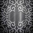 Metal background (silver collection) — Stock Photo #2547407