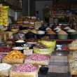 Stock Photo: Spice Market in Ubud city in Bali