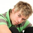 Young teenage boy — Stock Photo