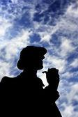 Sherlock Holmes — Foto de Stock