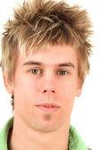 Young man portrait — Stock Photo