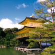 Kinkaku (The Golden Pavilion) - ストック写真