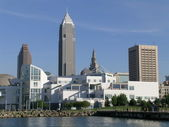 Science Center in Cleveland — Stock Photo