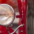 Vintage Headlight closeup — Stock Photo #1950559