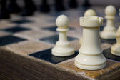 Chess torn ii — Stockfoto