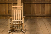 Empty Rocking Chair — Stock Photo