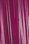 Rod ränder på rosa — Stockfoto