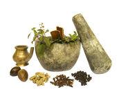 Ayurveda Natural Health — Stock Photo