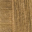 Grass rope background — Foto Stock
