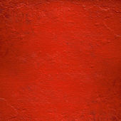 Red gloss painted wall — Stock Photo