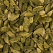 Cardamom Background — Stock Photo