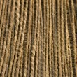 Grass vertical rope background — Stockfoto