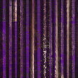 Oriental purple wood scroll background — Stockfoto