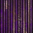 Oriental purple wood scroll background — Stock fotografie