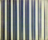 Blue stripes on paper — Stock Photo