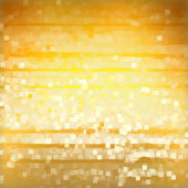 Light squares on yellow background — Stockfoto