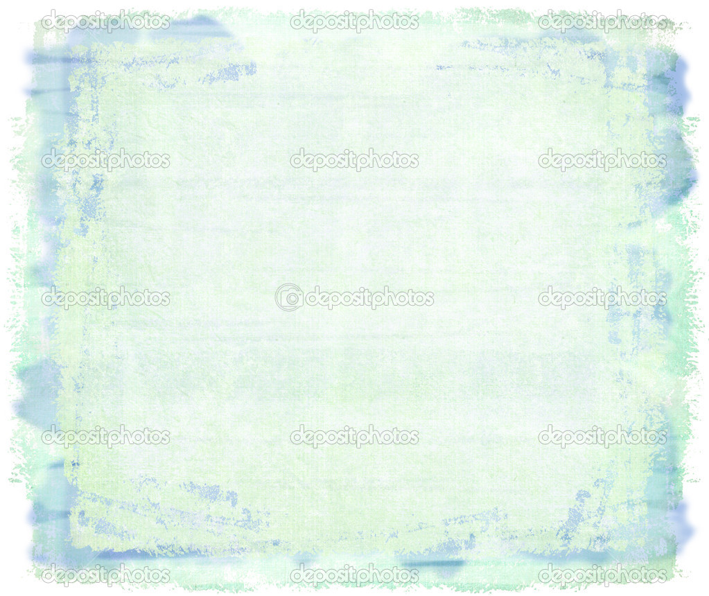 Blue watercolor on canvas backgroung with text space  — Stock Photo #2589186