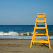 Lifeguard seat — Stock Photo #2410541