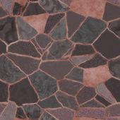 Broken mosaic background texture — Stock Photo