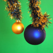 Christmas baubles — Stock Photo #1984298