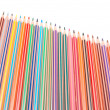Coloured pencils — Stock Photo