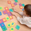 Stock Photo: Child education