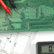 Printed circuit board - Stock Photo
