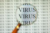 Virus — Stock Photo