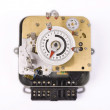 Stockfoto: Electromechanical timer device