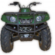 Quad bike - atv — Stock Photo
